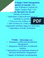2. Logistics- Overview b