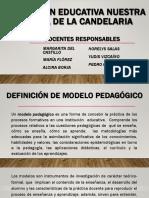 Modelo Pedagógico IENSCAND 2018.