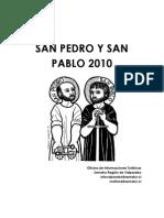 San Pedro y San Pablo 2010
