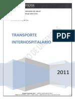 2.4 Protocolo Transporte Interhospitalario-2011