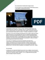 Tecnologías de La Información en la comunicación Chile