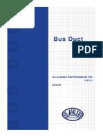 Bus Duct - Al-Ahleia