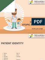 Case Report Atopic Dermatitis