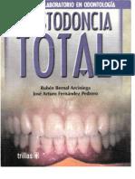 PROSTODONCIA TOTAL, Ruben Bernal Arciniega, 1ªEd,  1999