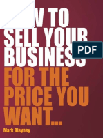 How to Sell Your Business For the Price You  Want.pdf