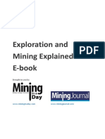Exploration and Mining Explained E Book Metals Minerals and Geology