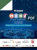 MENA CISO Summit 2018_Event Brochure - AttSmpl