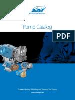 993320E CAT Pump Catalog LoR