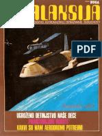 Galaksija Broj 3-Maj 1972.Godine