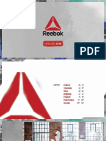Reebok Catalogue English 2018