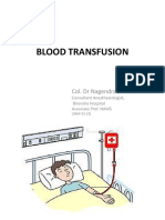 Blood Transfusion Class