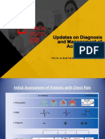 Updates on Diagnosis and Management of Acute Coronary Syndrome