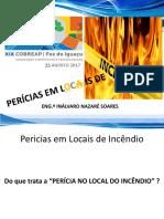 Perícias Em Locais de Incêndio Inalvaro Soares