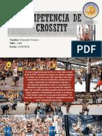 Competencia de CrossFit