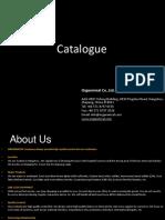 Catálogo Organmical