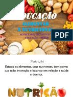 Alimentação Saudável - Ensino Fundamental