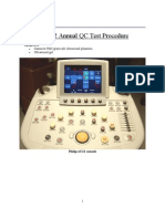 Iu22 Qc Procedure