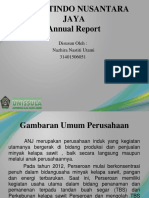 PPT Annual Report