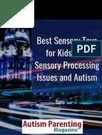 Autism Best Sensory Toys