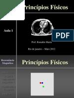 Aula 4 RMN - Princípios Físicos - Cópia