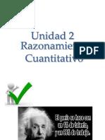 Blog Razonamiento Cuantitativo Clase 2
