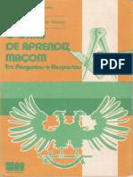 GRAU DE APRENDIZ MAÇOM - Jose Augusto de Souza - Em perguntas e respostas.pdf