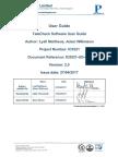 IC0521-UG-002 TeleCheck Software v2.0 - Complete