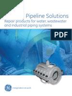 Dresser Water Pipeline Repair Brochure