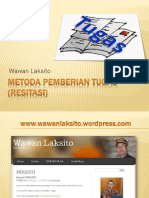 wlys-metoda-pemberian-tugas-2016.pptx
