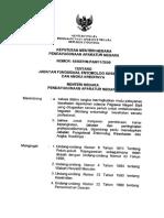 KEPMENPAN No 18 Tahun 2000 tentang Jabatan Fungsional Entomolog Kesehatan dan Angka Kreditnya.pdf