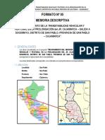 Formato Nº 07 Memoria Descriptiva