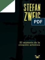 Zweig, Stefan (1940) - El Misterio de La Creación Artística (2)