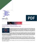 Kymática Ou Cimática, A Evolução Da Consciência - Parte 1