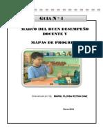 Guia Del Marco Del Buen Desempeño y Mapas de Progreso