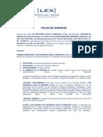 POLIZA DE GARANTIA.docx