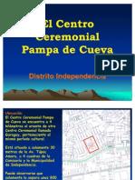 El Centro Ceremonial Pampa de Cueva