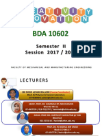 Intoduction - BDA 10602
