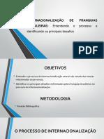 Internacionalização de Empresas Brasileiras