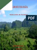 Compendio de Agroecología