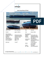 SP Deck Cargo Barge 270 Feet