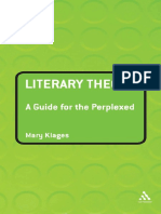 Klages, Mary-Literary theory _ a guide for the perplexed-Bloomsbury Academic_Continuum (2006).pdf