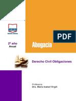 Civil Obligaciones MU TUT 2015