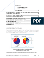 Electricity Distribution Basics