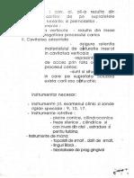 Cariologie L.P - Cavitati
