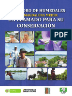 Deterioro de Humedales en El Magdalena Medio - Un llamado para su conservacion