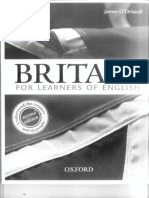 Britain for Learners of English Units 1-2