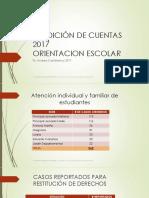 INFORME 2017 ORIENTACION ESCOLAR.pptx