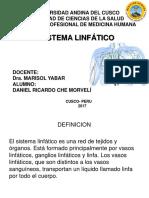 Tejido Linfatico.ppt