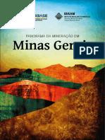 Panorama Da Mineração Em Minas Gerais 2016