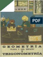 Geometria Plana y Del Espacio de Baldor